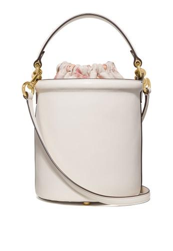 Coach white Drawstring Bucket Bag (cv) DD47CAC1385F4FGS_1
