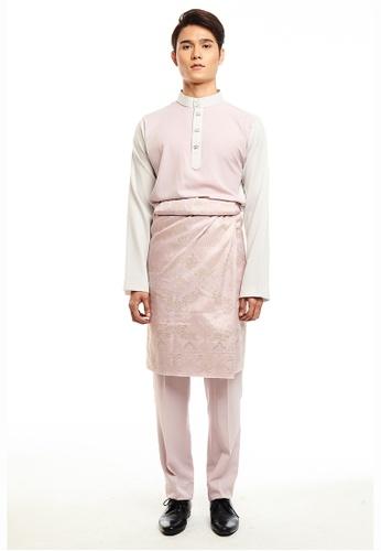STARVILION 粉紅色 Noah Baju Melayu BDF76AA90F58EAGS_1