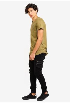 Buy Men's REGULAR FIT PANTS Online | ZALORA Singapore