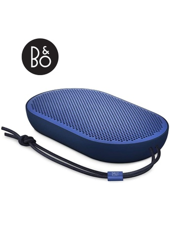 B&O B&O BEOPLAY P2 BLUETOOTH  SPEAKERPHONE ROYAL BLUE 46A87ESAD76DEFGS_1