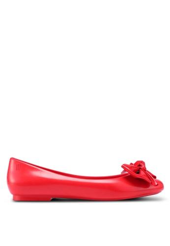 Melissa 紅色 Melissa Doll Fem II Ad Flats A5765SH3B3DC4EGS_1