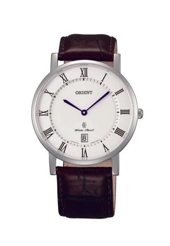 Orient brown Orient Men Classic ORFGW0100HW FE3C6AC401F8CDGS_1