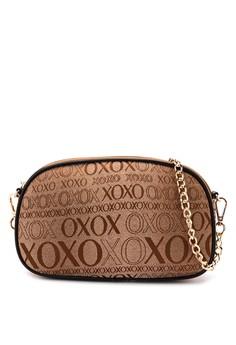 Jacquard Sling Bag