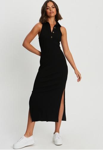 Calli black Aimee Tank Dress E3991AA320743AGS_1