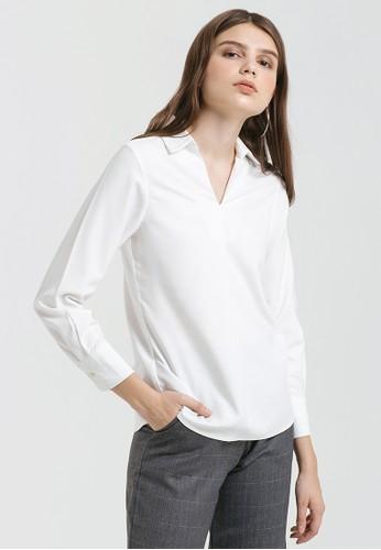 Cloth Inc white Jack White Shirt FDF52AA8C47790GS_1
