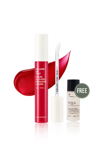 THE FACE SHOP red Volume Up Tint 05 Last Red 1143DBE3494591GS_1