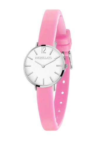 Morellato purple Sensazioni Summer Quartz Watch R0151152505 Lilac Silicon Strap BF98BACD8371B8GS_1