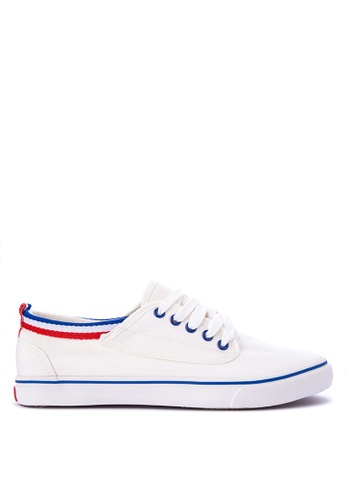 Italianos white Russel Sneakers IT153SH43BJWPH_1