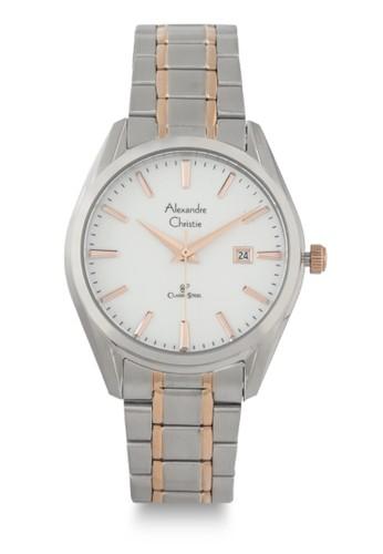 Alexandre Christie multi and silver Women Analog Watches 8554 Ldbtrsl BA92EAC6BF72CDGS_1