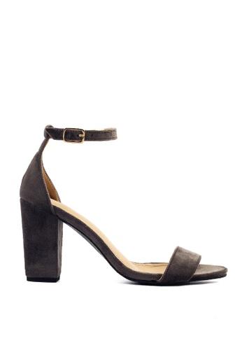 M&G grey Darrah Heels by M&G 0C3EASHA5AF62EGS_1