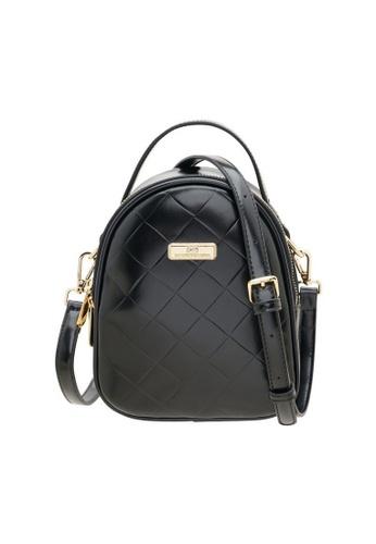 Valentino Creations black Valentino Creations Emellie Sling bag 60F28ACB5FF81FGS_1