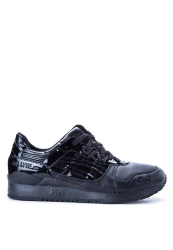 ASICSTIGER black GEL-Lyte III Sneakers AS118SH78OEJPH_1