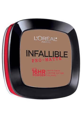 L'Oréal Paris L'Oreal Paris Infallible Pro-Matte Powder (800 Cocoa) LO618BE0RVUFMY_1