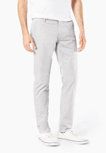 Dockers grey Dockers Alpha Skinny Pants Quiet Gray 84250AAE7E63BBGS_1
