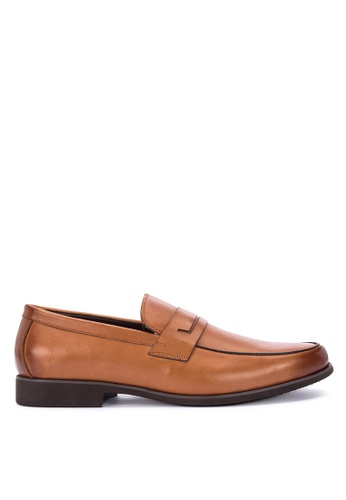 f2045db1902 Shop Sledgers Montpellier Formal Penny Loafer Online on ZALORA Philippines