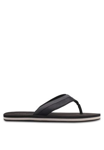 ALDO black Cerrodepasco Sandals FCFC7SHF018DE6GS_1