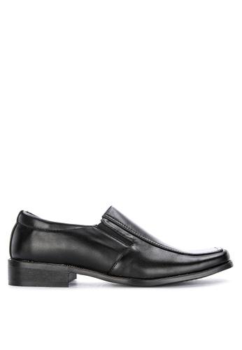 H2Ocean black Fotis Men's Formal Slip-on Shoes 1EE71SH2E74C84GS_1