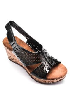 Darla Wedge Sandals