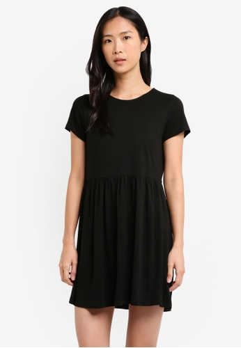 ZALORA black Essential Baby-Doll Dress 58427AA86997FEGS_1