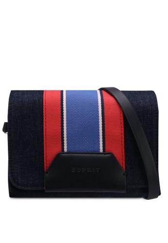 ESPRIT blue Small Shoulder Bag 3BB2AACC1E04FAGS_1