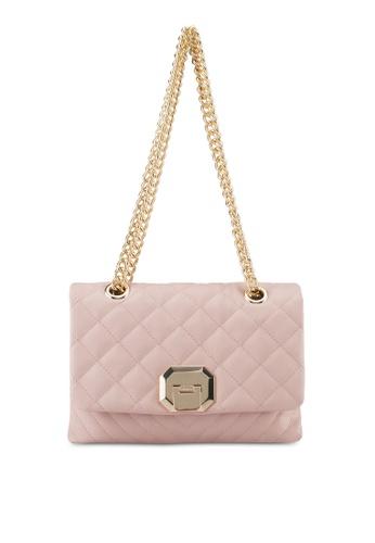ed7a58dee4 ALDO pink Menifee Handbag 3F2EDACD7A9403GS 1