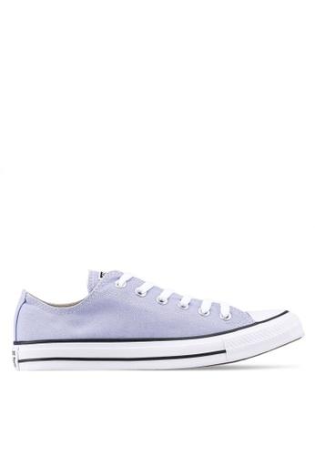 Converse purple Chuck Taylor All Star Ox Shoes 3C0ECSH686E280GS_1