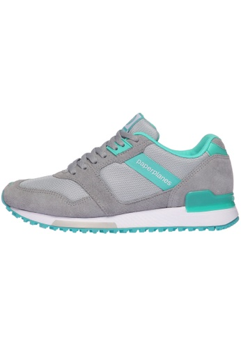 paperplanes Paperplanes-1329 Casual Mesh Cross Trainer Sneakers Shoes US Women Size PA110SH26ZNXHK_1