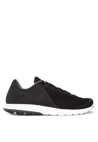 Nike black and grey Men's Nike Flex Experience RN 6 Running Shoes 339B6SHE3E0817GS_1