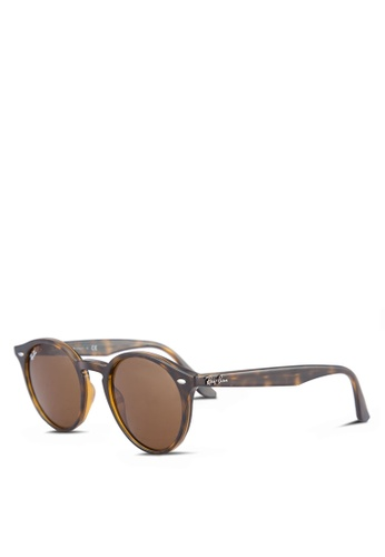 Ray-Ban brown RB2180 Sunglasses RA896GL60ULNMY_1