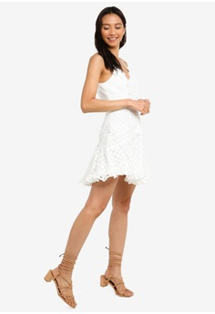 13% OFF INDIKAH Lace Skater Dress S  117.45 NOW S  101.90 Sizes 6 8 10 12 b8b4ae9ed