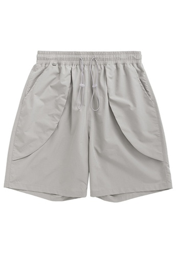 Twenty Eight Shoes Loose Casual Shorts 3053S20 1E7A2AA6AF8425GS_1