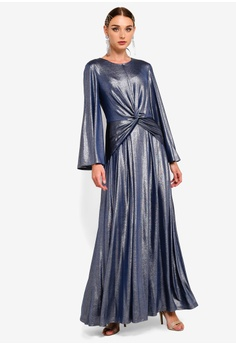 55cfcecc33 63% OFF Zalia Front Twist Maxi Dress HK$ 649.00 NOW HK$ 237.90 Sizes XS S M  L XL