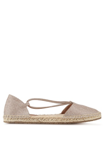 Kenneth Cole gold Reaction How Laser Casual Flats A79EBSHA2C5FADGS_1
