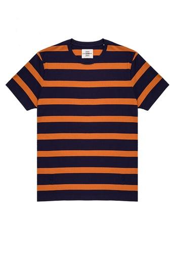 Kent and Curwen orange Orange T-Shirt 8F660AAB926AD3GS_1