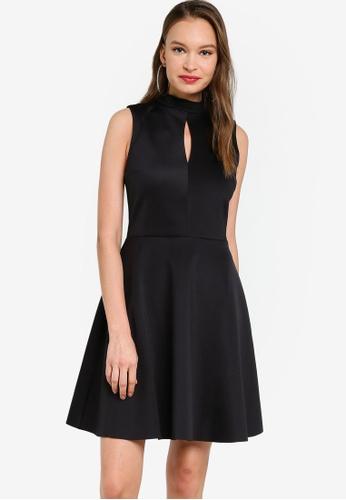 Guess black Endora Dress A385CAA2ED9C3EGS_1