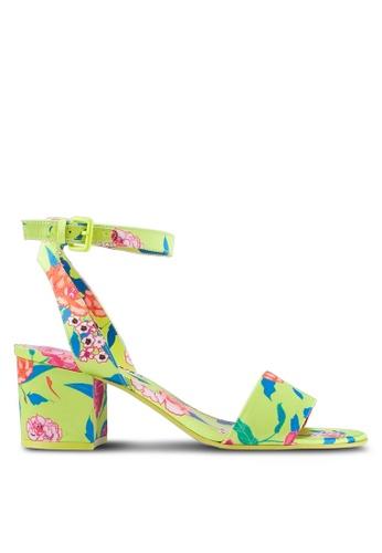 ALDO yellow Lolla Heeled Sandals 11C17SH7C5CE4EGS_1