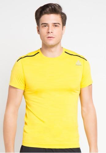 Reebok yellow Actvchl Tee RE246AA0U4JBID_1
