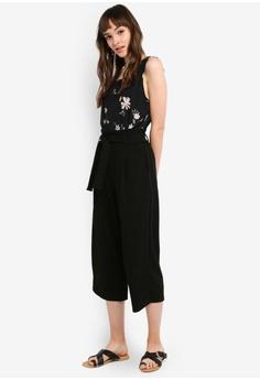 6d2da1fa54cc4 JACQUELINE DE YONG Tailor Wide Culotte Pants S  42.90. Sizes S M L XL