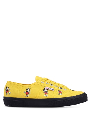 Superga yellow Cotshirtitalyu Sneakers C0DF7SHF709789GS_1