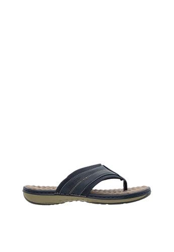 SEMBONIA blue SEMBONIA Men Synthetic Leather Sandal (Blue) SE598SH0SZ8IMY_1