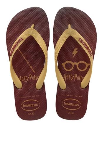59e3e7a5b78214 Shop Havaianas Top Harry Potter Flip Flops Online on ZALORA Philippines