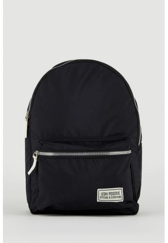 DeFacto black Woman Backpack Bag 8C566ACBFD507DGS_1