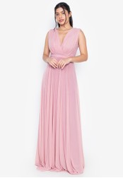 Tantease pink Isabel Evening Dress 8F515AA77C200CGS_1