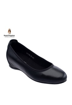 b1e98934 Hush Puppies Hush Puppies Esther In Black S$ 139.00. Sizes 6 7 8