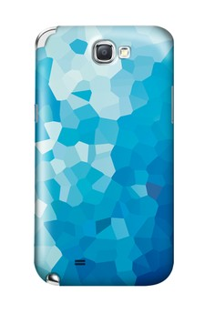 Stained Glass Glossy Hard Case for Samsung Galaxy Note 2