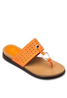 Officine Flat Sandals