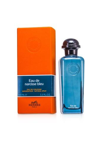 Hermès HERMÈS - Eau De Narcisse Bleu 藍水仙中性古龍水 100ml/3.3oz 5A308BEACC814EGS_1