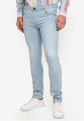 OVS grey Washed Denim Jeans 7DAA1AA166B622GS_1