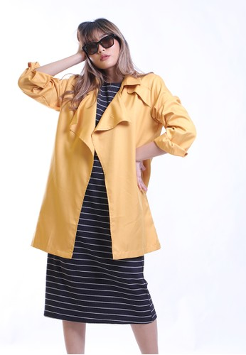 Hardware yellow HARDWARE FLARE COLLAR OUTER 23228AA43D5BFCGS_1