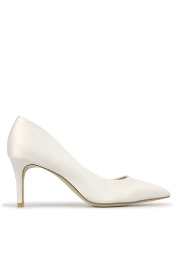 Betts white Empower 2 Pointed Toe Stiletto Pumps 8DAC3SH7DEE21AGS_1